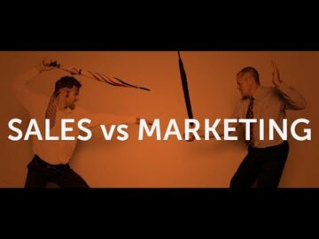 Champs Corner- Difference between Sales & Marketing